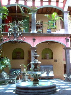Posada de Las Flores, Loreto, Baja California