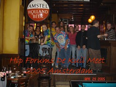 hip forums de kuil meet 2005 amsterdam
