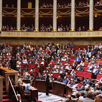 Hemicycle de l'Assemblée nationale