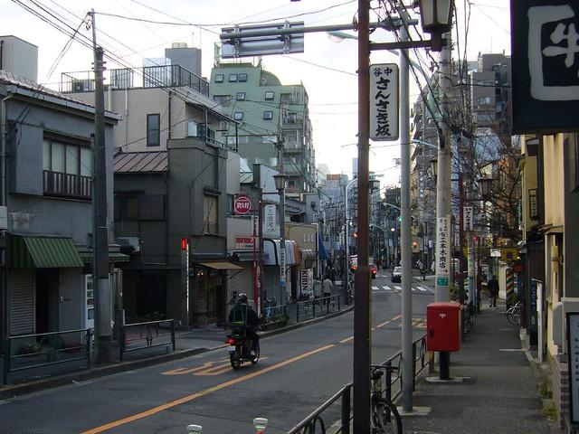 東京・谷中団子坂(Yanaka,Tokyo,Japan)