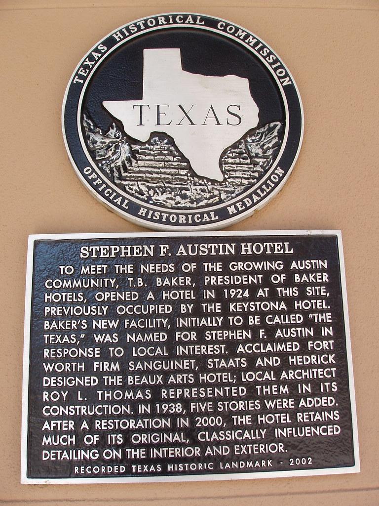 Stephen F. Austin Hotel