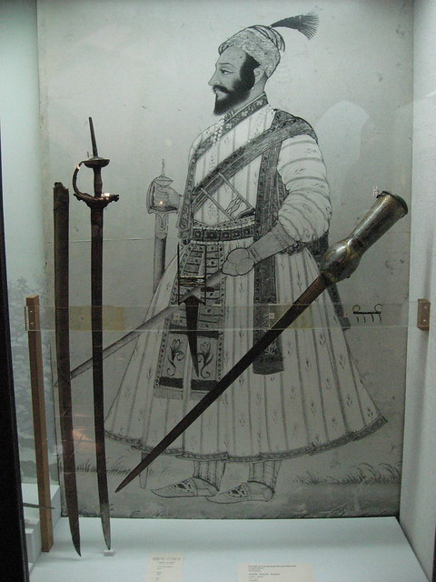 weapons of shivaji