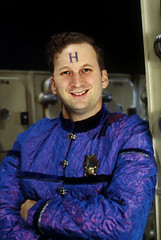 Tom Merritt cast as Arnold Rimmer in the upcoming RED DWARF movie!