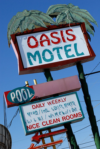Oasis Motel or bust!