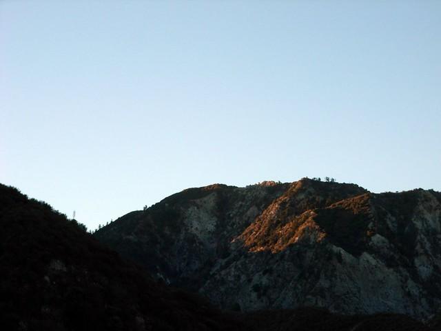 Condor Peak via Trail Canyon 005