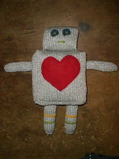Mr. HeartFelt Robot