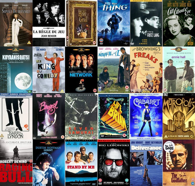 deserted island movies list If you could take only seven kinds of food to a deserted island, what would they  be bacon might top your list, but you won't have a cardiologist to bail you   movies and do all the other things you want on this magical island,.