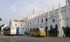 San Thome Basilica, Chennai