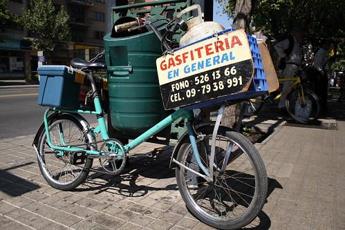 Bici de gásfiter