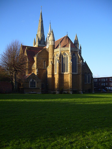 northampton church