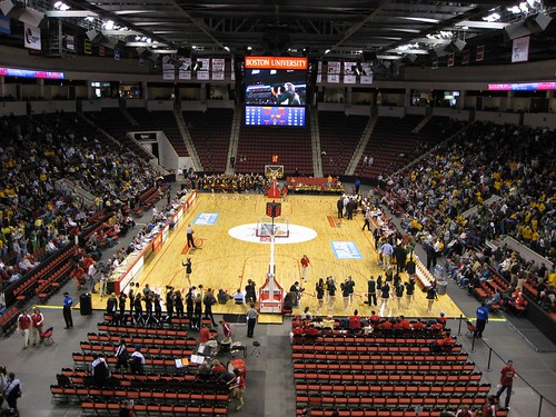 Agganis arena or case gymnasium does it even matter for How much is it to build a basketball gym