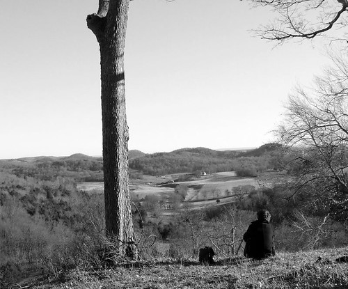 blackandwhite landscape hill ridge outlook brandonjackson