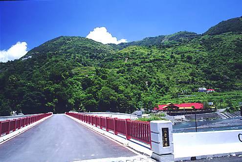Y683太魯灣溪溫泉德魯灣橋