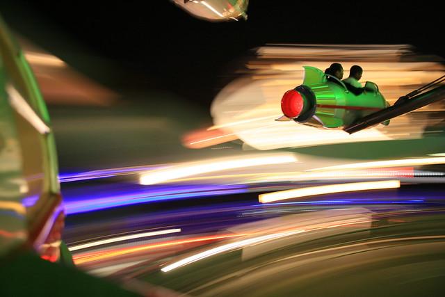 Astro Orbiter (Walt Disney World)