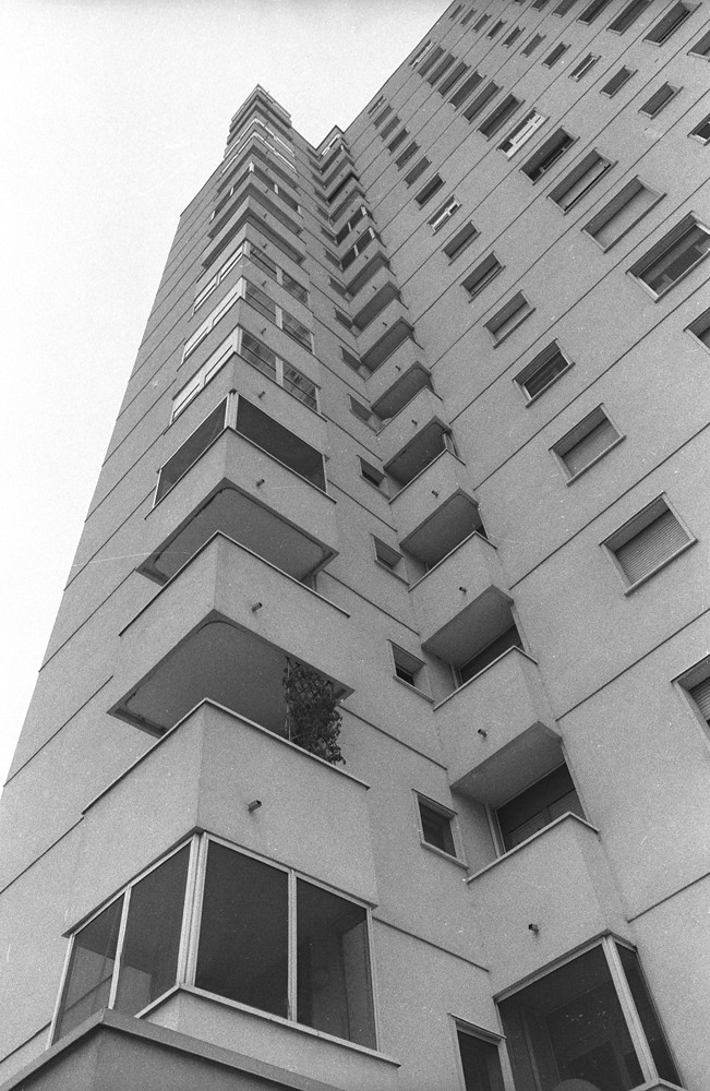 Gratosoglio tower