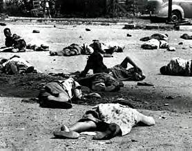 One of the great crimes of the apartheid system in South Africa was the Sharpeville massacre which took place on March 21, 1960. 69 Africans were killed by the police and many others were wounded. by Pan-African News Wire File Photos