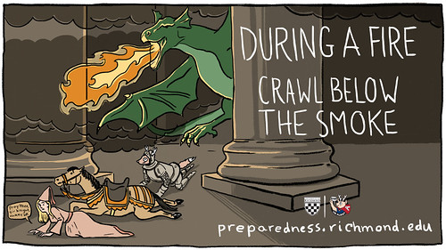 Fire - Crawl Below the Smoke