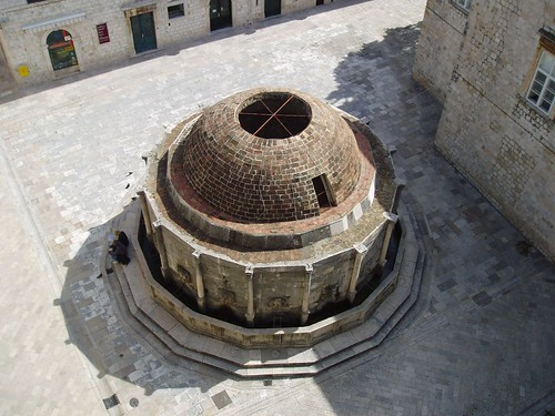 dubrovnik fountain