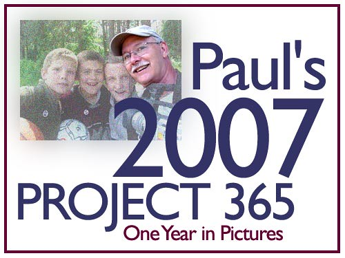 Paul's Project 365 2007