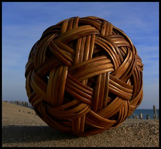 wicker beachball !