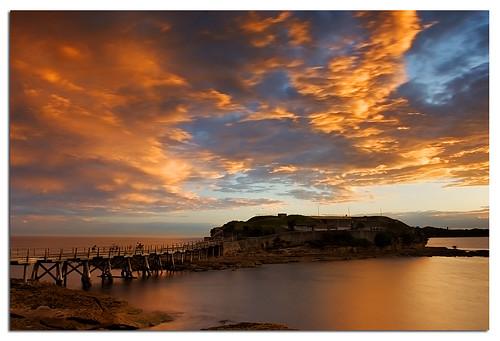 sunset seascape canon landscape la bravo sydney australia 1740mm canonef1740mmf4lusm 30d 1740l perouse canoneos30d i500 abigfave impressedbeauty