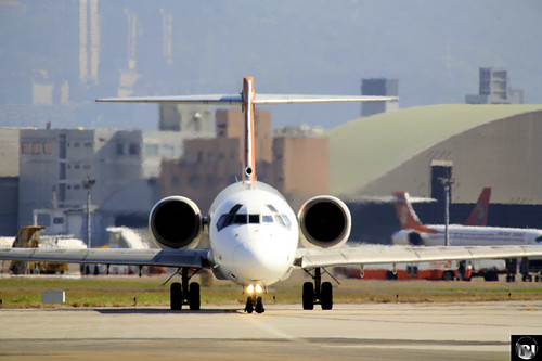 Uni Air B-17918 TSA