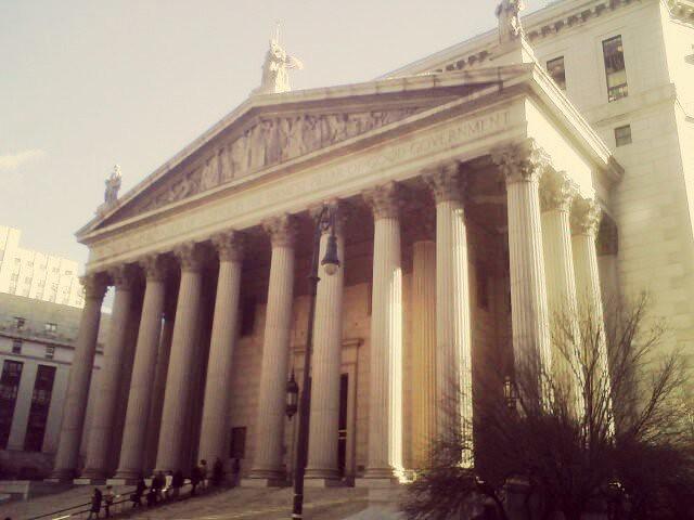 New York Supreme Court, New York County