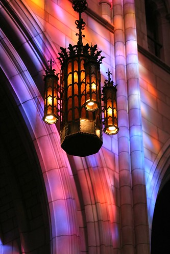 Princeton Chapel by Piero Sierra