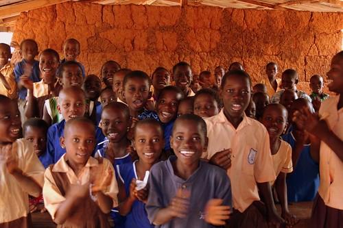 Manya Krobo Schoolchildren