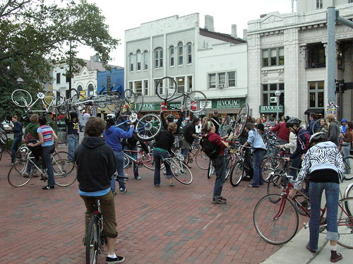 Critical Mass, Ann Arbor 10