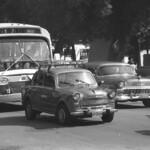 Havana Traffic - Havana, Cuba