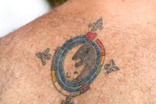 Tattoos and body hair yahoo answers for Shave before tattoo