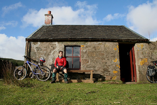 Loch Fyne (West) / Carron Bothy Cycle, 17 Feb 2007