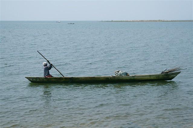 Keta Lagoon wetland ghana