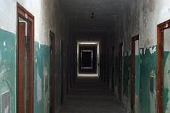 Passageway of the Bunker