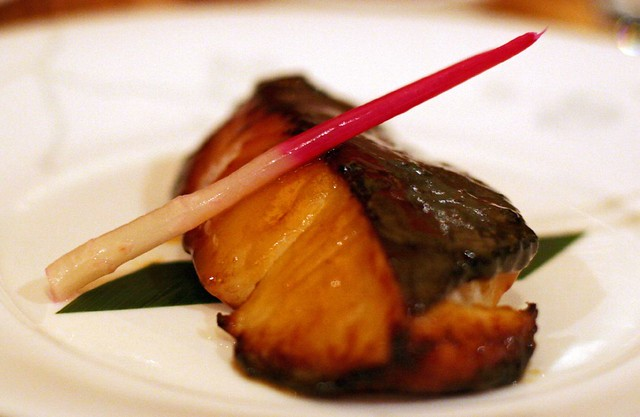 Miso Glazed Black Cod | Flickr - Photo Sharing!