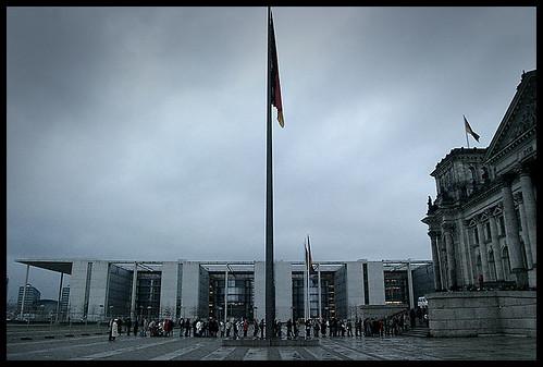 staus in berlin