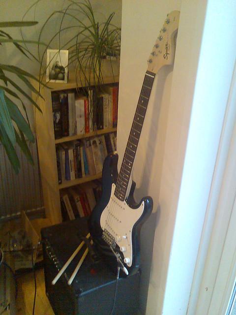 Photo:Fender Guitar By markhillary