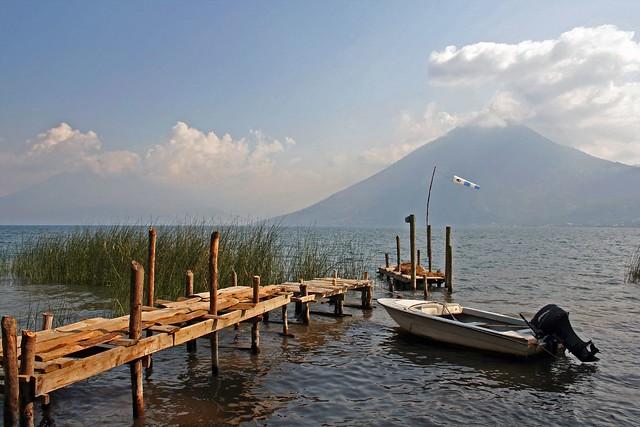 Lake Atitlan by CC user motherscratcher on Flickr