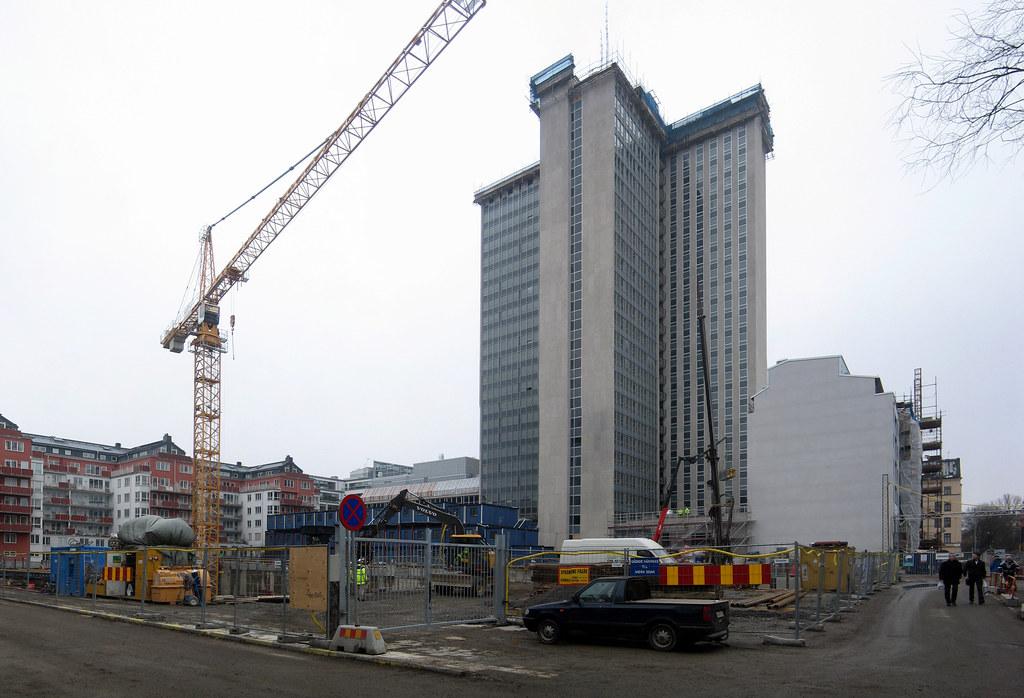 Stockholm Highrise
