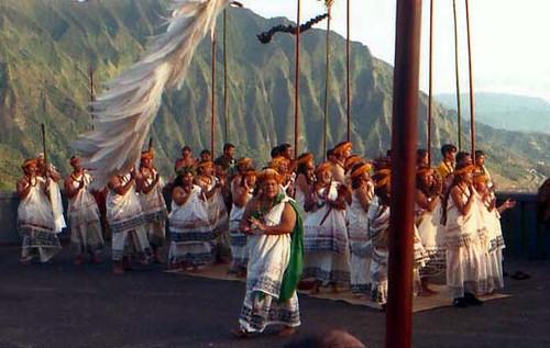 Traditional hawaii religion