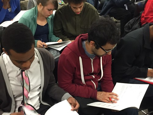 Oliver Hill Scholars Student Program