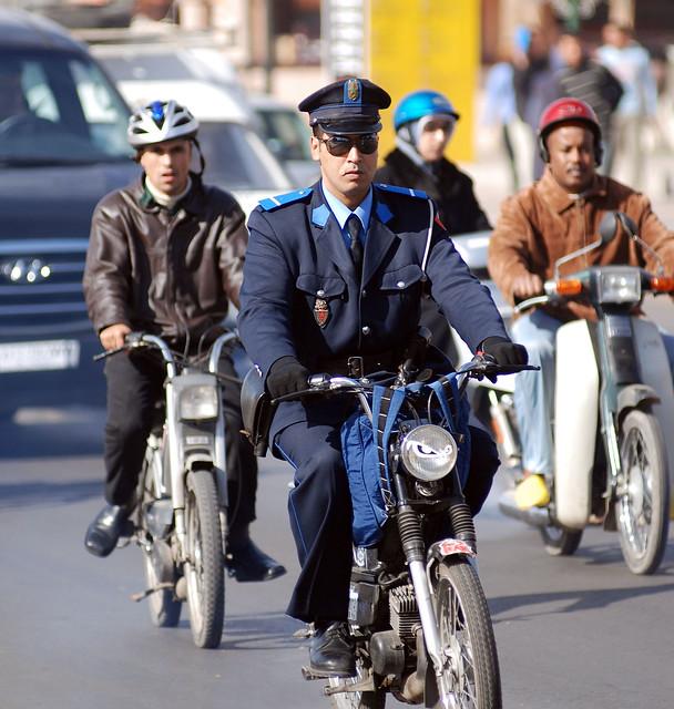 Moroccan Traffic