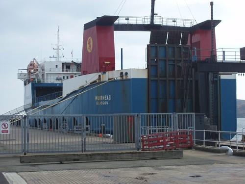 MV Muirneag