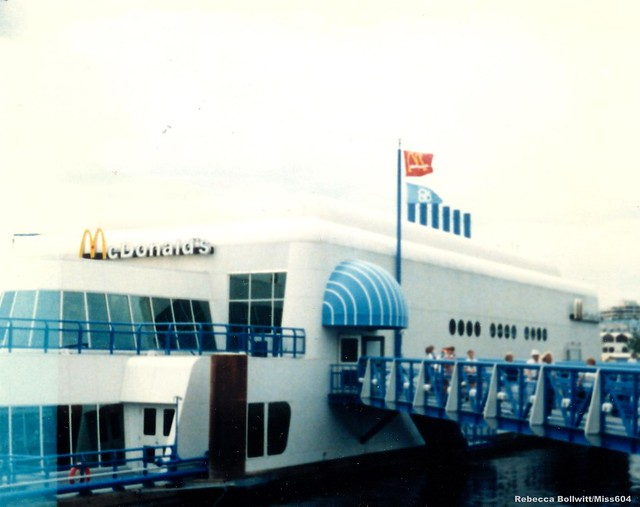 Expo 86 - The McBarge!