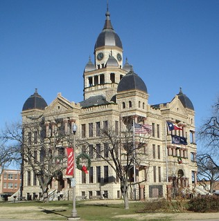 Old Denton County Courthouse (Denton, Texas)