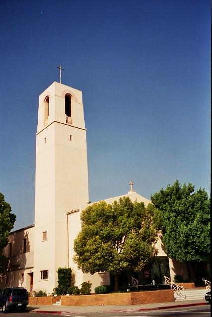 St Barnabas Catholic Church Long Beach Ca Flickr Photo Sharing