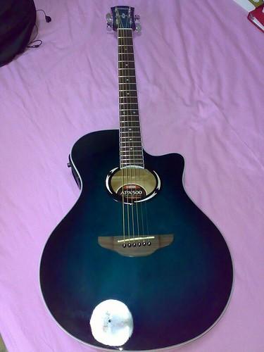 Yamaha Electro Acoustic Guitar Amazon