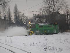 antisnow tram