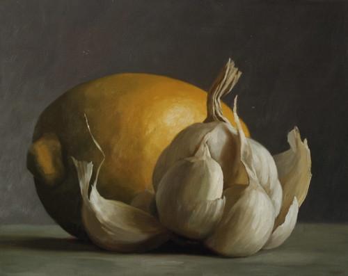 lemon garlic